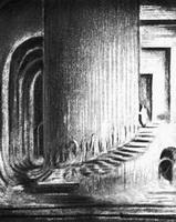 Эскиз декорации к трагедии Макбет