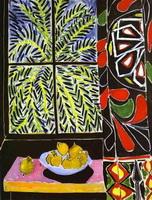 Египетская занавесь (А. Матисс, 1948 г.)