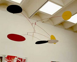 Три желтых солнца (А. Колдер)