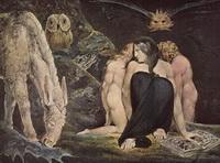 Геката (У. Блейк, 1795 г.)