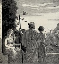 Иллюстрация к Одиссее Гомера (Г. Епифанов)