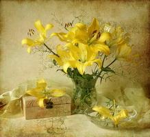 Фотография в желтых тонах (М. Плешкова)