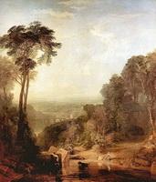 Переход через ручей (Дж. Тернер, 1815 г.)