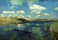 Левитан И.И.Осенний день.Сокольники.1879 г